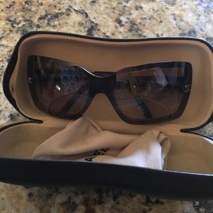 Ladies Chanel sunglasses